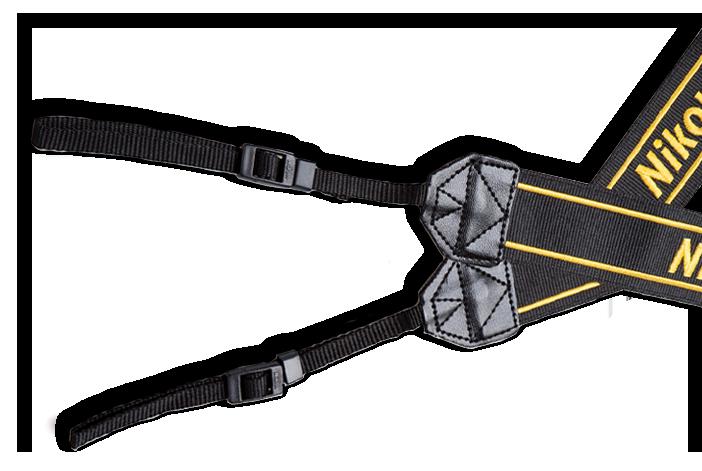 Nikon belt