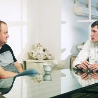 Запись «Большой рыбы» с Артуром Михно, основателем Work.ua
